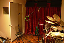 Our Professional Home Recording Studio